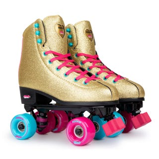 Rookie x BUMP Rollerdisco Adults - Gold