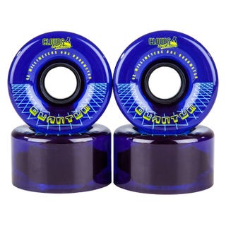 Clouds Urethane Wheels - Quantum 80a (4 Pack) - Blue