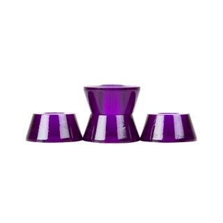 Clouds Bushings - Cosmic 72a Conical (4 Pack) - Purple