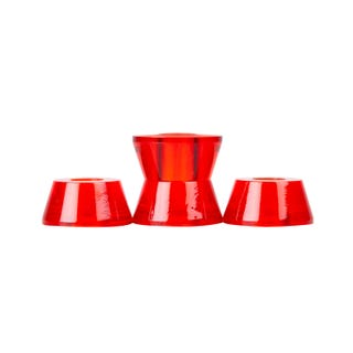 Clouds Bushings - Cosmic 79a Conical (4 Pack) - Red