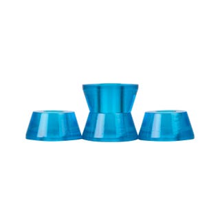 Clouds Bushings - Cosmic 93a Conical (4 Pack) - Blue