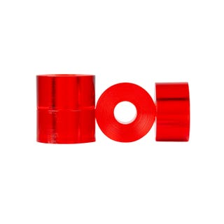 Clouds Bushings - 79a Conical x2 Barrel x2 - Red