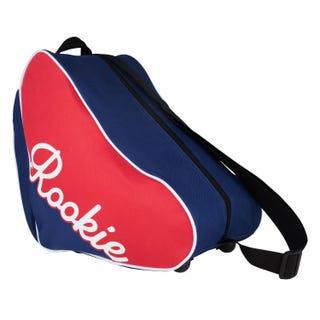 Logo Boot Bag - Navy/Red