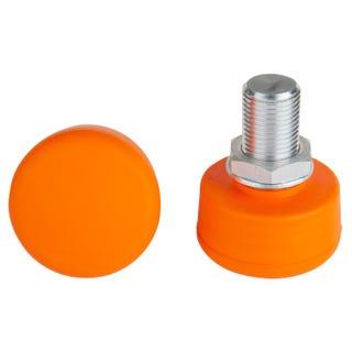 Adjustable Toestop (2 Pack) - Orange