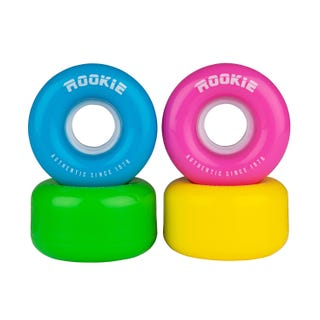 Quad Wheels - Disco (4 Pack) - Multi