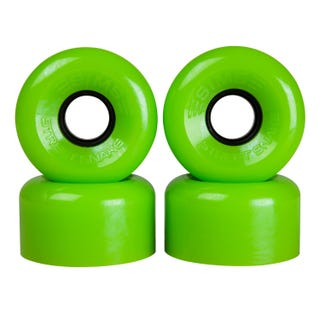 SIMS Quad Wheels Street Snakes 78a (4 Pack) - Green
