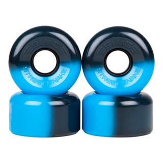 SIMS Quad Wheels Street Snakes 2tone 78a (4 Pack) - Blue/Black
